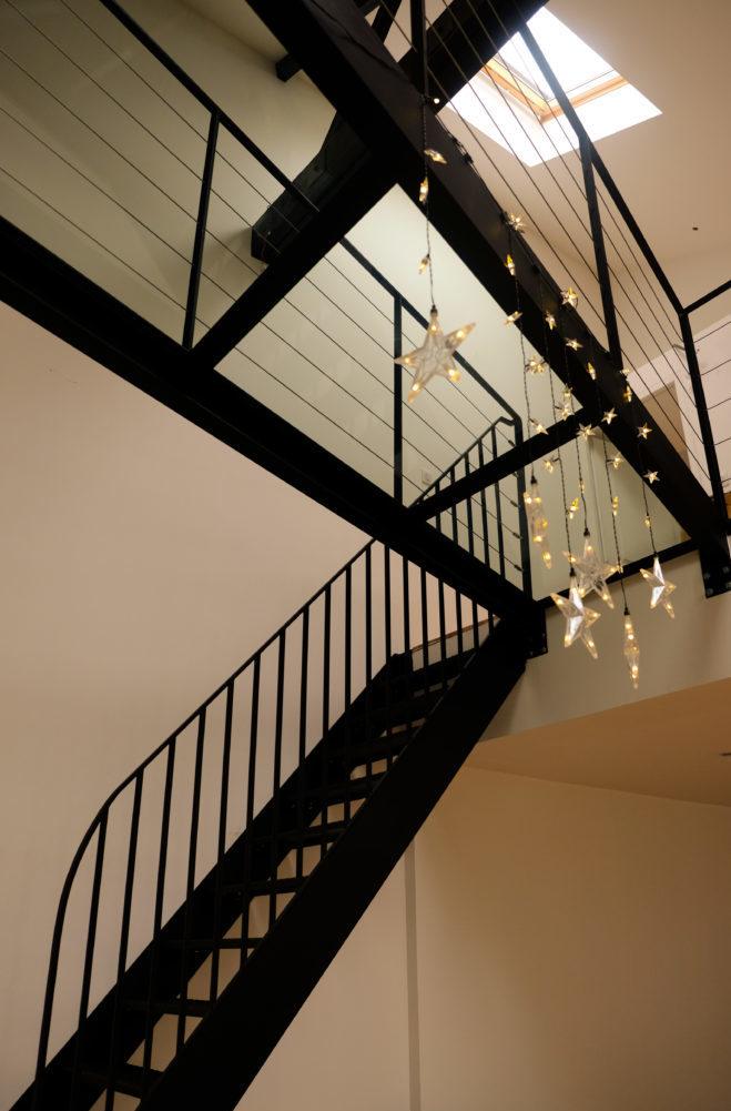 Escalier-passerelle - Solifactory