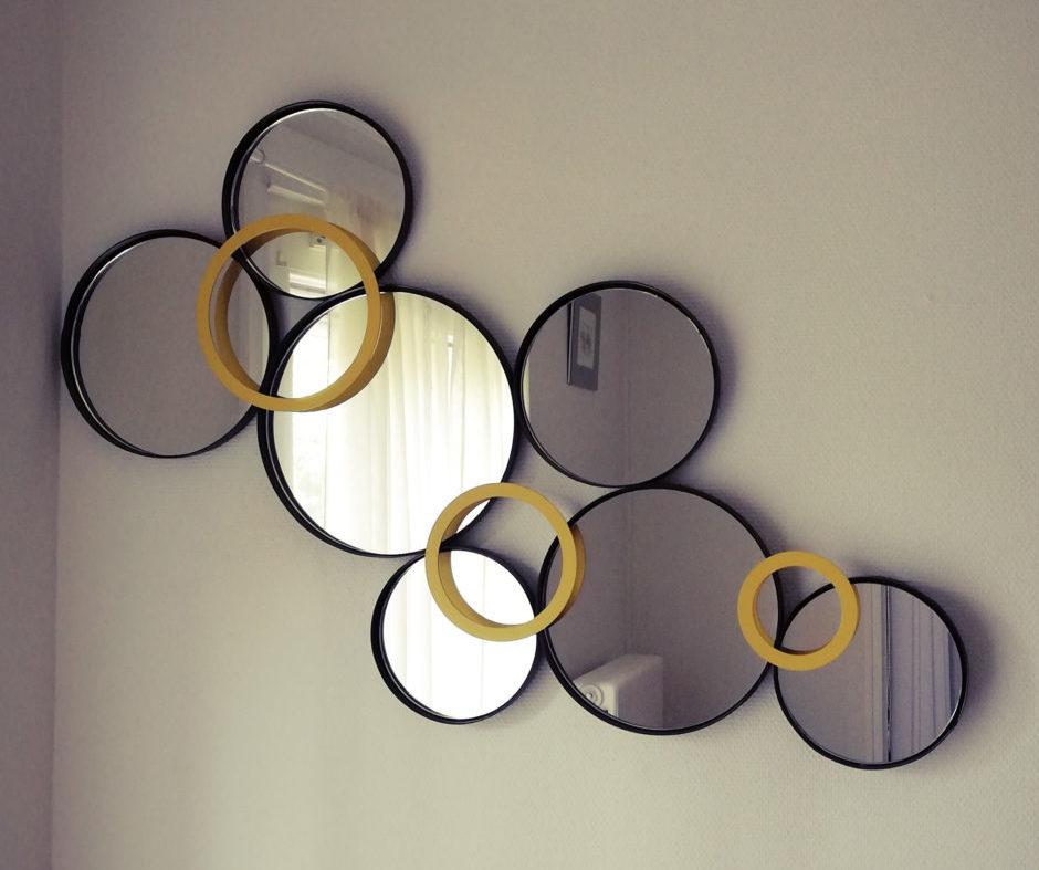 Miroir bulles - Solifactory