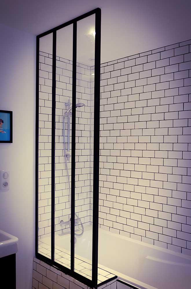 Verrière de douche - Solifactory